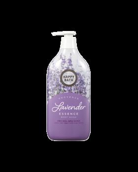 Happy Bath Lavender Essence Body Wash 900g