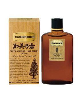 Kaminomoto Super Strength Hair Serum (Gold)