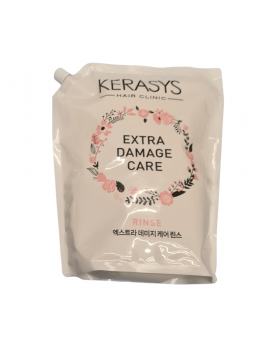 Kerasys Extra Damage Care Rinse Refill 2l