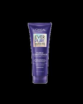 L'Oreal Paris Hair EverPure Brass Toning Purple Conditioner 200ml