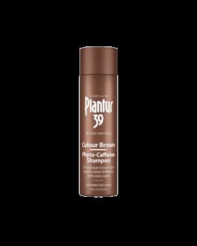 Plantur 39 Colour Brown Phyto-Caffeine Shampoo 250ml