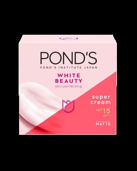 Pond's Pinkish White Beauty Cream SPF15 50g