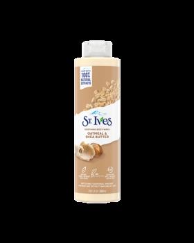 St. Ives Oatmeal & Shea Butter Body Wash 650ml