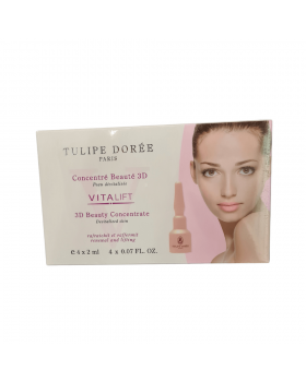 Tulipe Doree 3D Beauty Concentrate 4x3ml