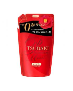 Tsubaki Premium Moist Shampoo Refill 330ml